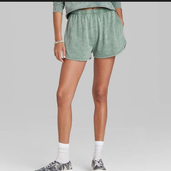 Wild Fable High-Rise Dolphin Shorts